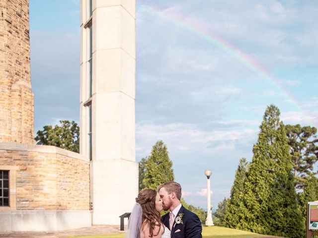 Beth and Josh's Wedding in Birmingham, Alabama 19