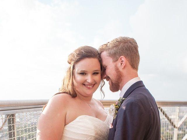 Beth and Josh's Wedding in Birmingham, Alabama 20