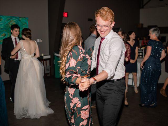Brian and Rebekah's Wedding in Ames, Iowa 4