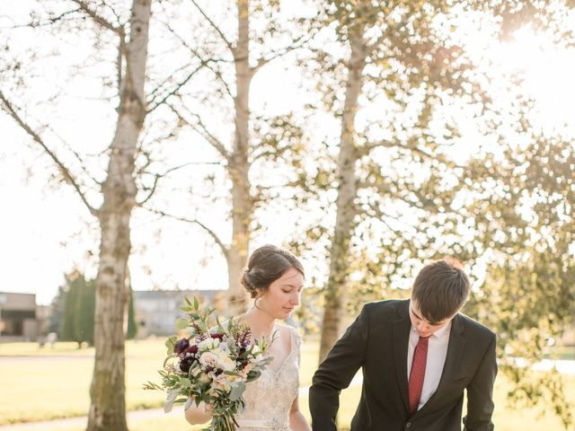 Brian and Rebekah's Wedding in Ames, Iowa 6