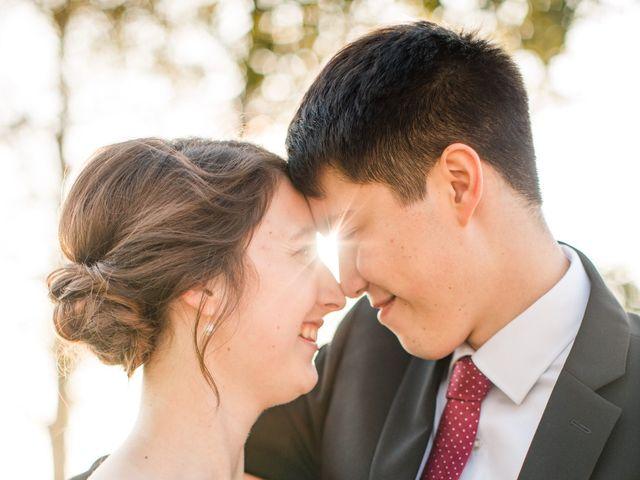Brian and Rebekah's Wedding in Ames, Iowa 1