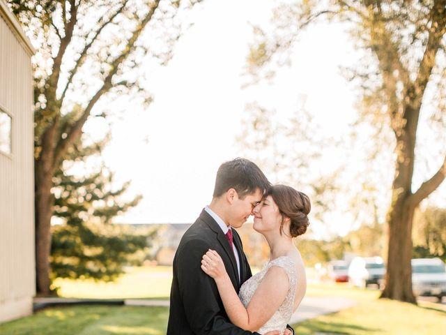 Brian and Rebekah's Wedding in Ames, Iowa 7