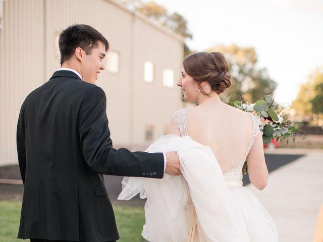 Brian and Rebekah's Wedding in Ames, Iowa 8