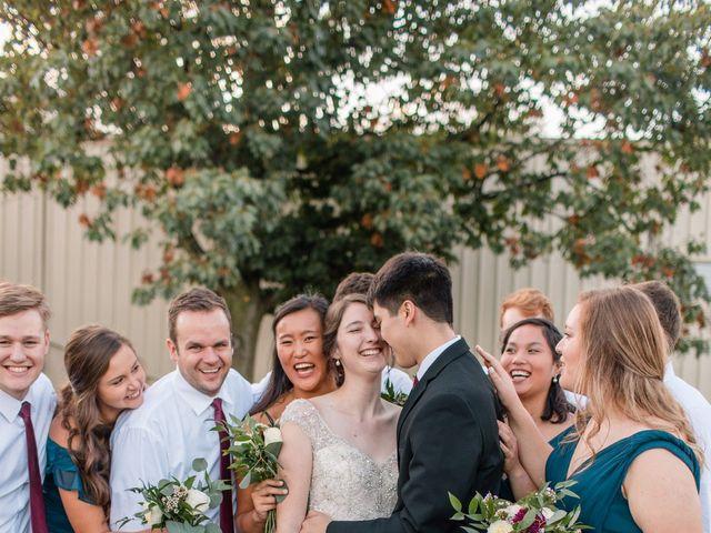 Brian and Rebekah's Wedding in Ames, Iowa 2