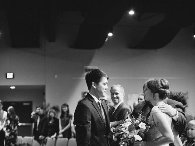 Brian and Rebekah's Wedding in Ames, Iowa 10