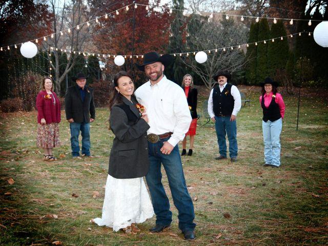 Shawn and Leslie's Wedding in Coeur D Alene, Idaho 2