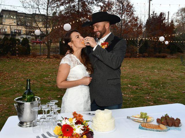Shawn and Leslie's Wedding in Coeur D Alene, Idaho 7