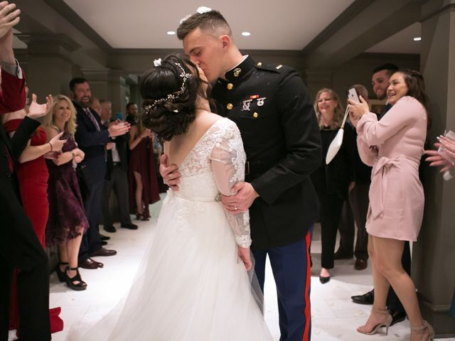 Jillian and Austin's Wedding in Tampa, Florida 3