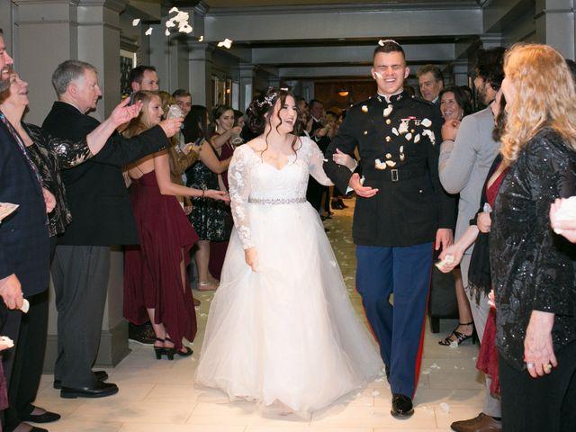 Jillian and Austin's Wedding in Tampa, Florida 4