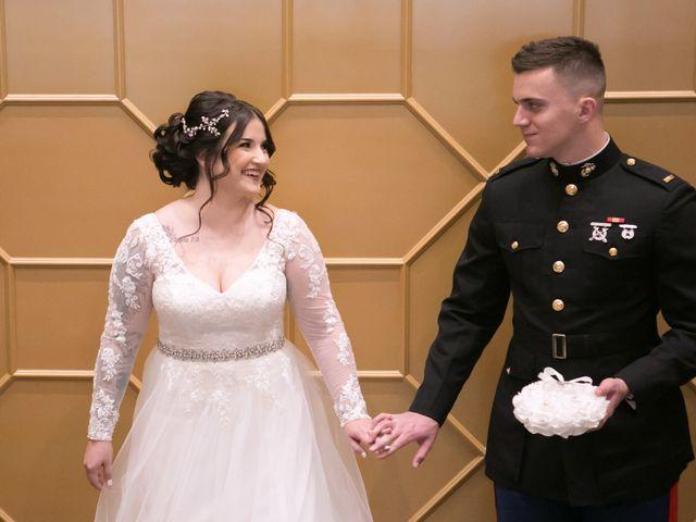 Jillian and Austin's Wedding in Tampa, Florida 19