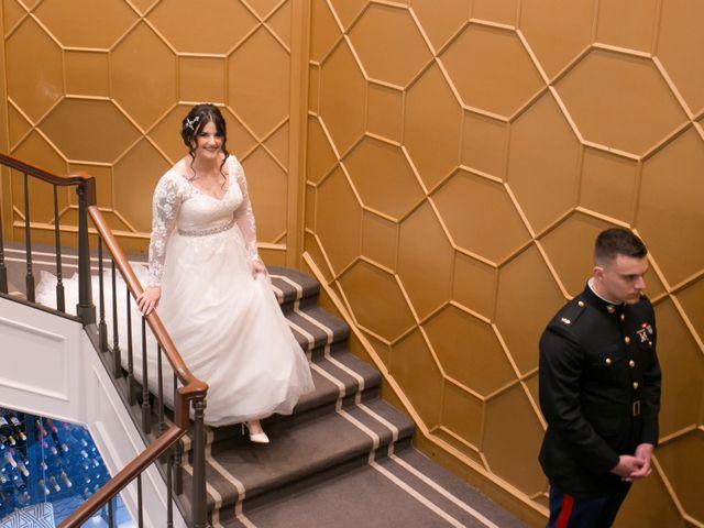 Jillian and Austin's Wedding in Tampa, Florida 20
