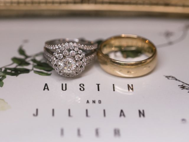 Jillian and Austin's Wedding in Tampa, Florida 21