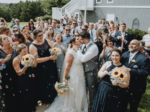 Holly and Trevor's Wedding in Mount Pleasant, North Carolina 1