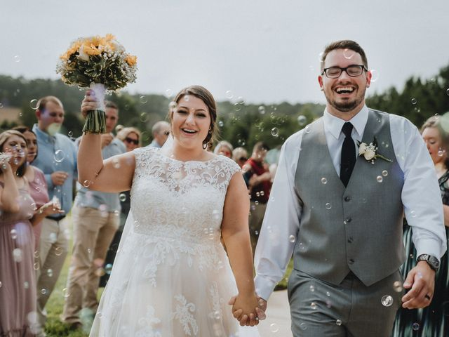 Holly and Trevor's Wedding in Mount Pleasant, North Carolina 2