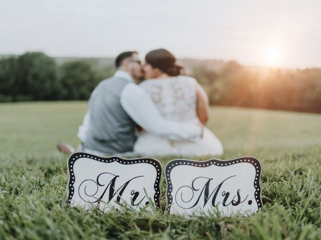 Holly and Trevor's Wedding in Mount Pleasant, North Carolina 5