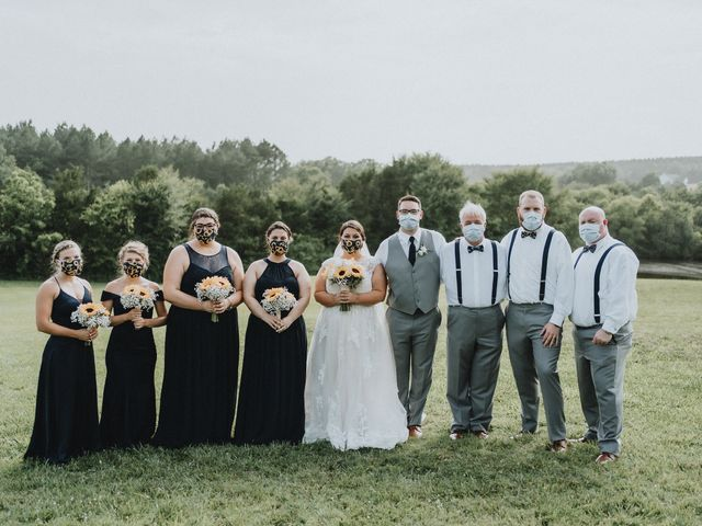 Holly and Trevor's Wedding in Mount Pleasant, North Carolina 6