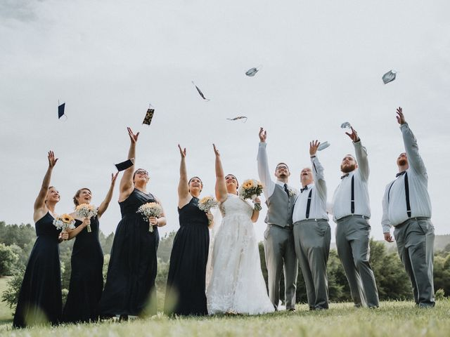 Holly and Trevor's Wedding in Mount Pleasant, North Carolina 7