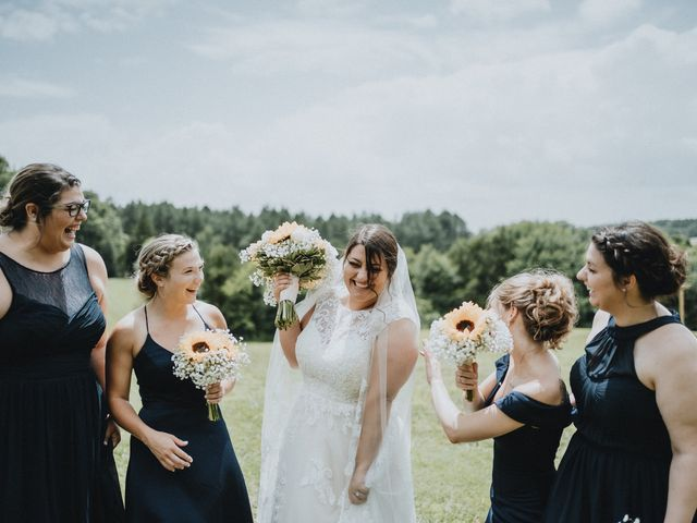 Holly and Trevor's Wedding in Mount Pleasant, North Carolina 10