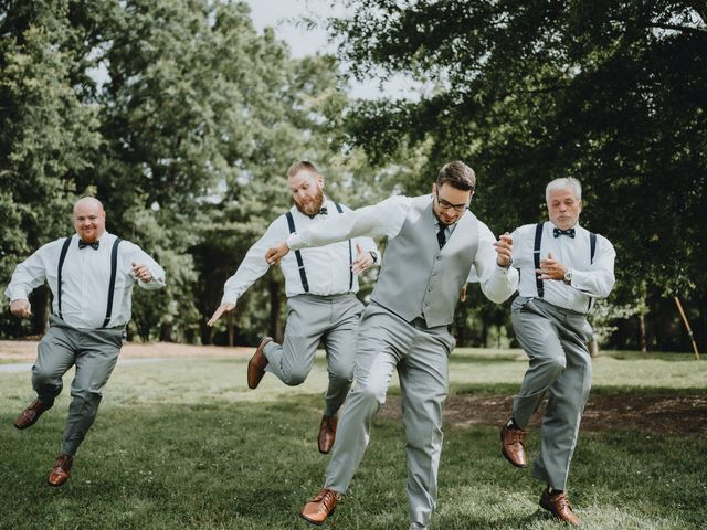 Holly and Trevor's Wedding in Mount Pleasant, North Carolina 11
