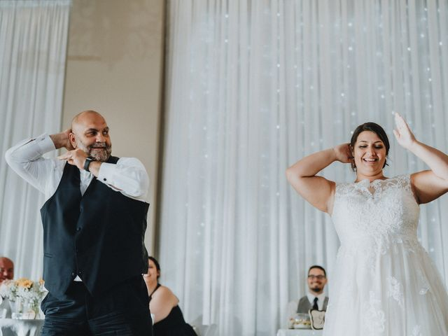 Holly and Trevor's Wedding in Mount Pleasant, North Carolina 23