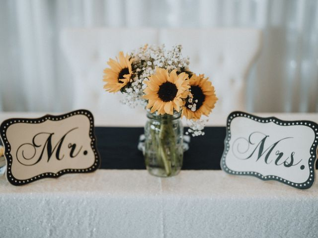 Holly and Trevor's Wedding in Mount Pleasant, North Carolina 26