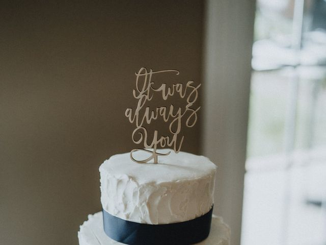 Holly and Trevor's Wedding in Mount Pleasant, North Carolina 27