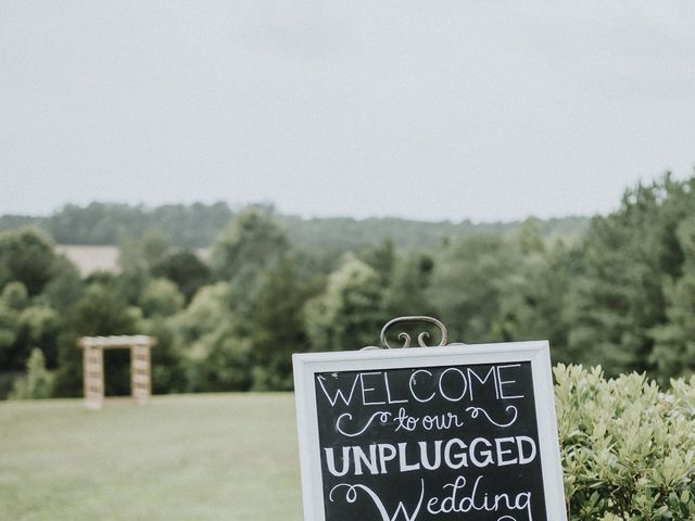 Holly and Trevor's Wedding in Mount Pleasant, North Carolina 33
