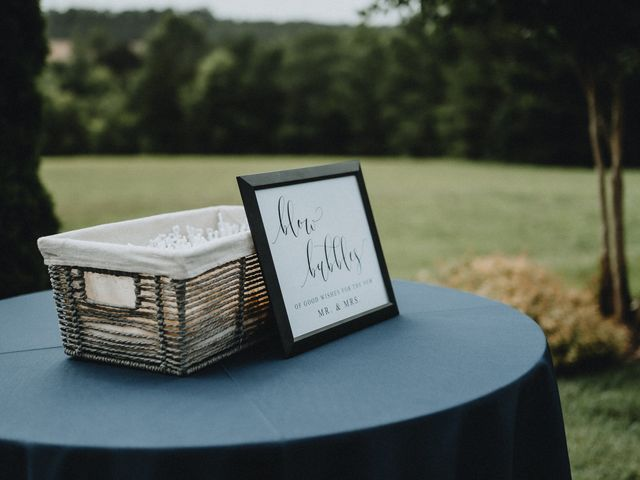 Holly and Trevor's Wedding in Mount Pleasant, North Carolina 34