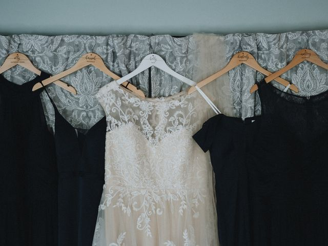 Holly and Trevor's Wedding in Mount Pleasant, North Carolina 37