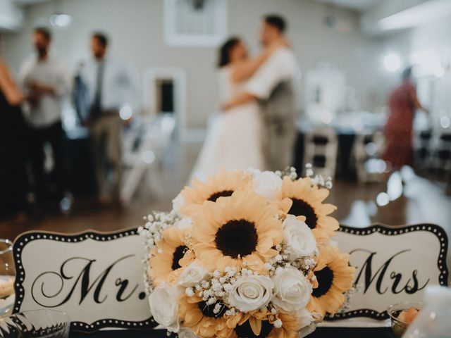 Holly and Trevor's Wedding in Mount Pleasant, North Carolina 43