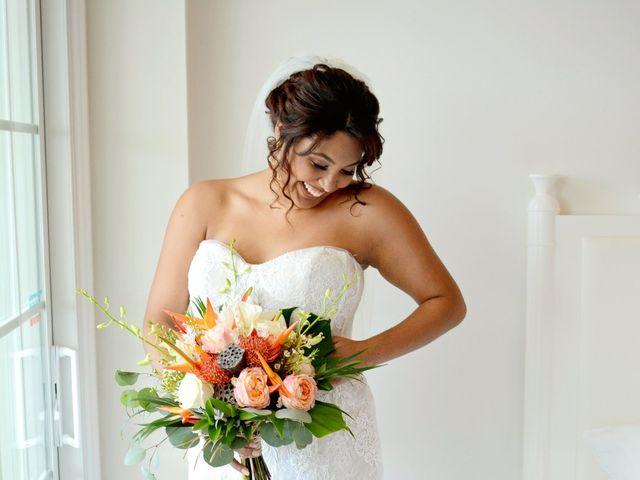 Daniel and Kyarra's Wedding in Marathon, Florida 7