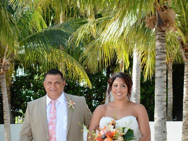 Daniel and Kyarra's Wedding in Marathon, Florida 11