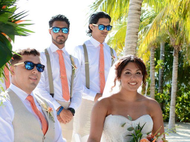 Daniel and Kyarra's Wedding in Marathon, Florida 12