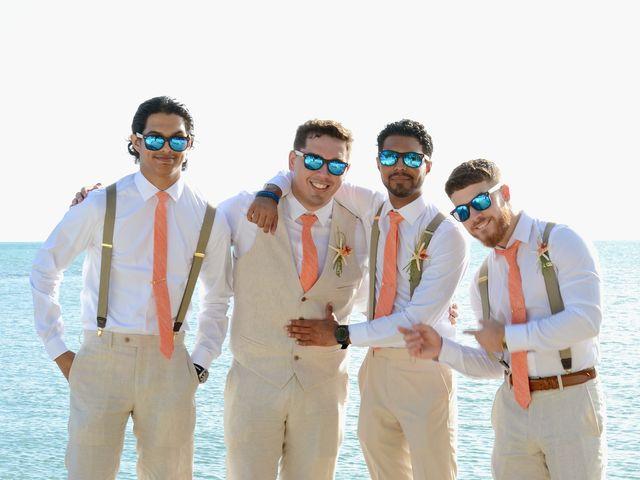 Daniel and Kyarra's Wedding in Marathon, Florida 20