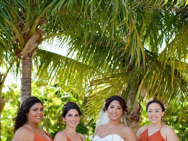 Daniel and Kyarra's Wedding in Marathon, Florida 22