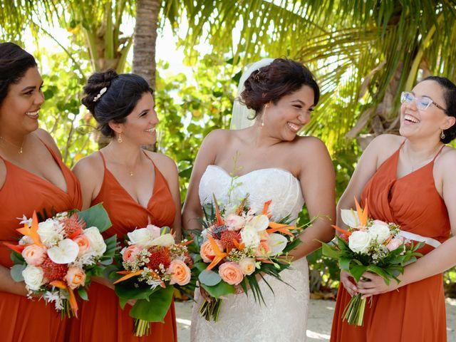 Daniel and Kyarra's Wedding in Marathon, Florida 23
