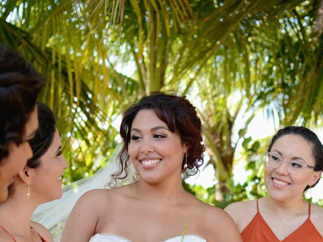 Daniel and Kyarra's Wedding in Marathon, Florida 1
