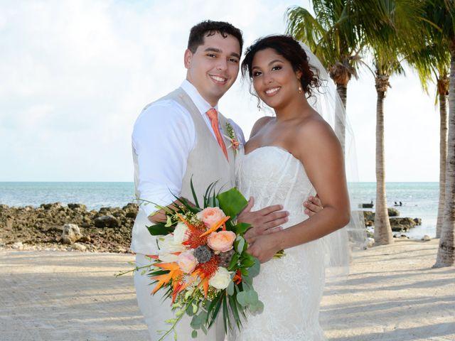 Daniel and Kyarra's Wedding in Marathon, Florida 2