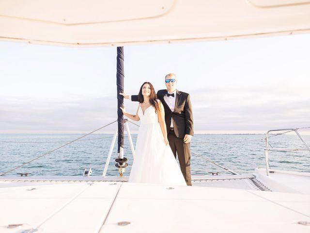 The wedding of Joshua and Brianna