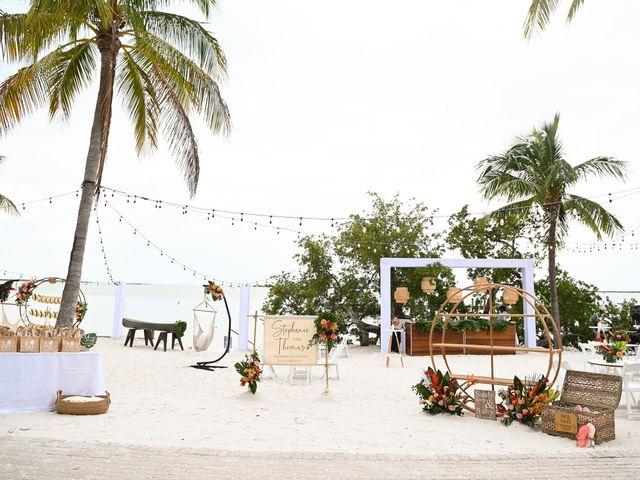 TOM and STEPHANIE's Wedding in Key Largo, Florida 41
