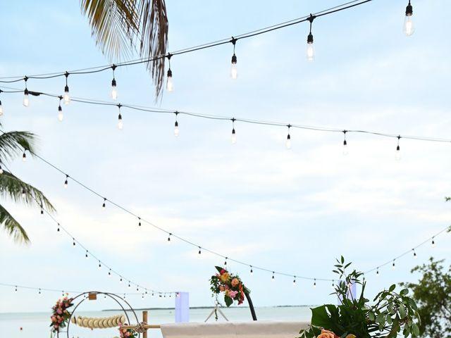TOM and STEPHANIE's Wedding in Key Largo, Florida 44