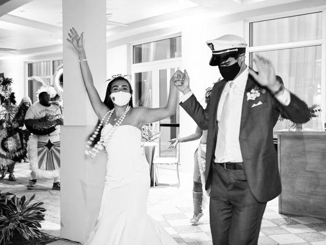 TOM and STEPHANIE's Wedding in Key Largo, Florida 53