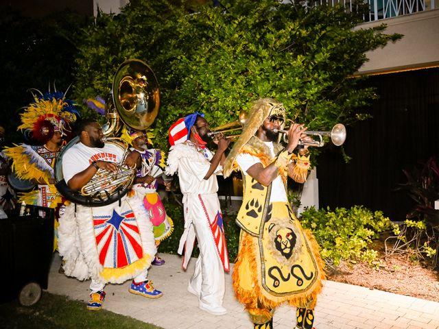 TOM and STEPHANIE's Wedding in Key Largo, Florida 56