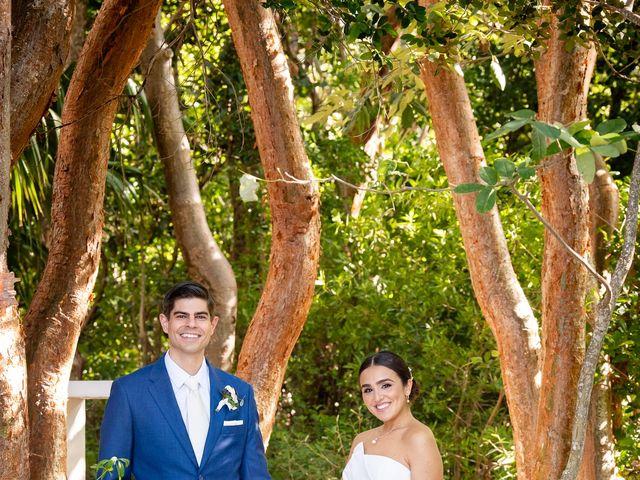 TOM and STEPHANIE's Wedding in Key Largo, Florida 110