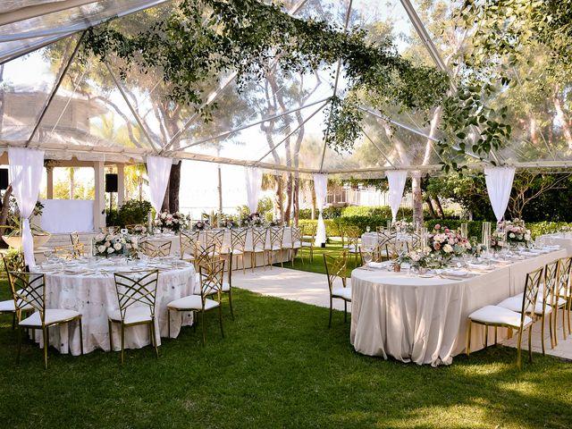 TOM and STEPHANIE's Wedding in Key Largo, Florida 112