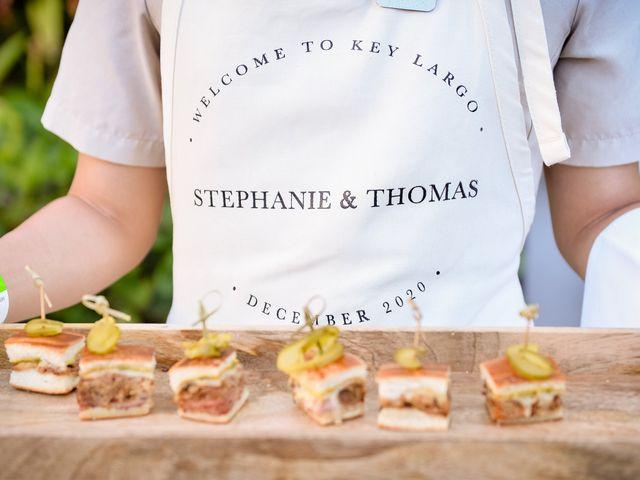 TOM and STEPHANIE's Wedding in Key Largo, Florida 124
