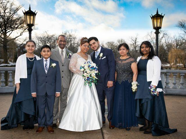 Abi and Bibi's Wedding in Edison, New Jersey 2