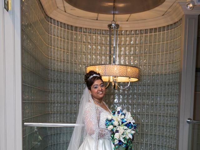 Abi and Bibi's Wedding in Edison, New Jersey 4