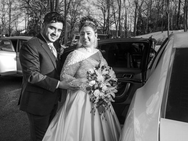 Abi and Bibi's Wedding in Edison, New Jersey 5