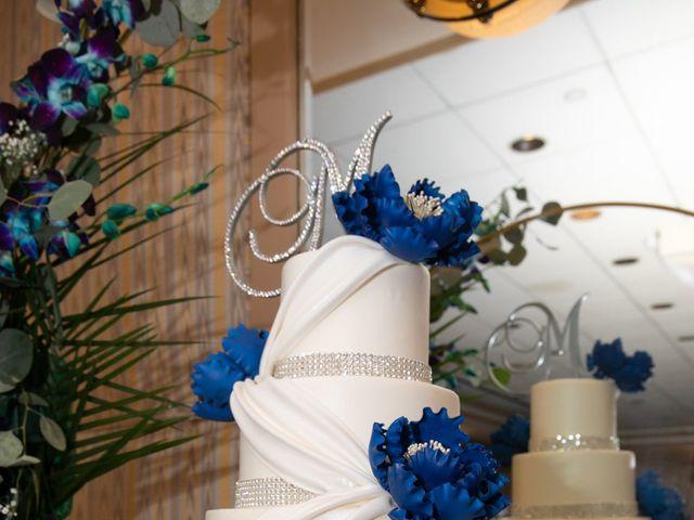 Abi and Bibi's Wedding in Edison, New Jersey 8